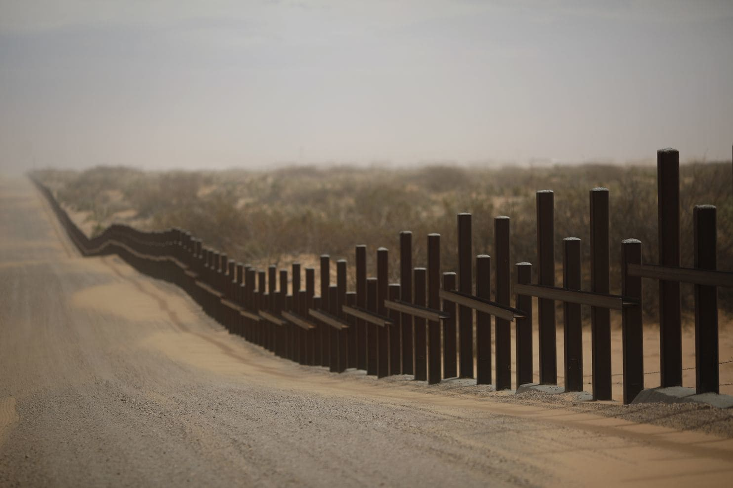 """How Secure Are the US Borders?"" Essay"