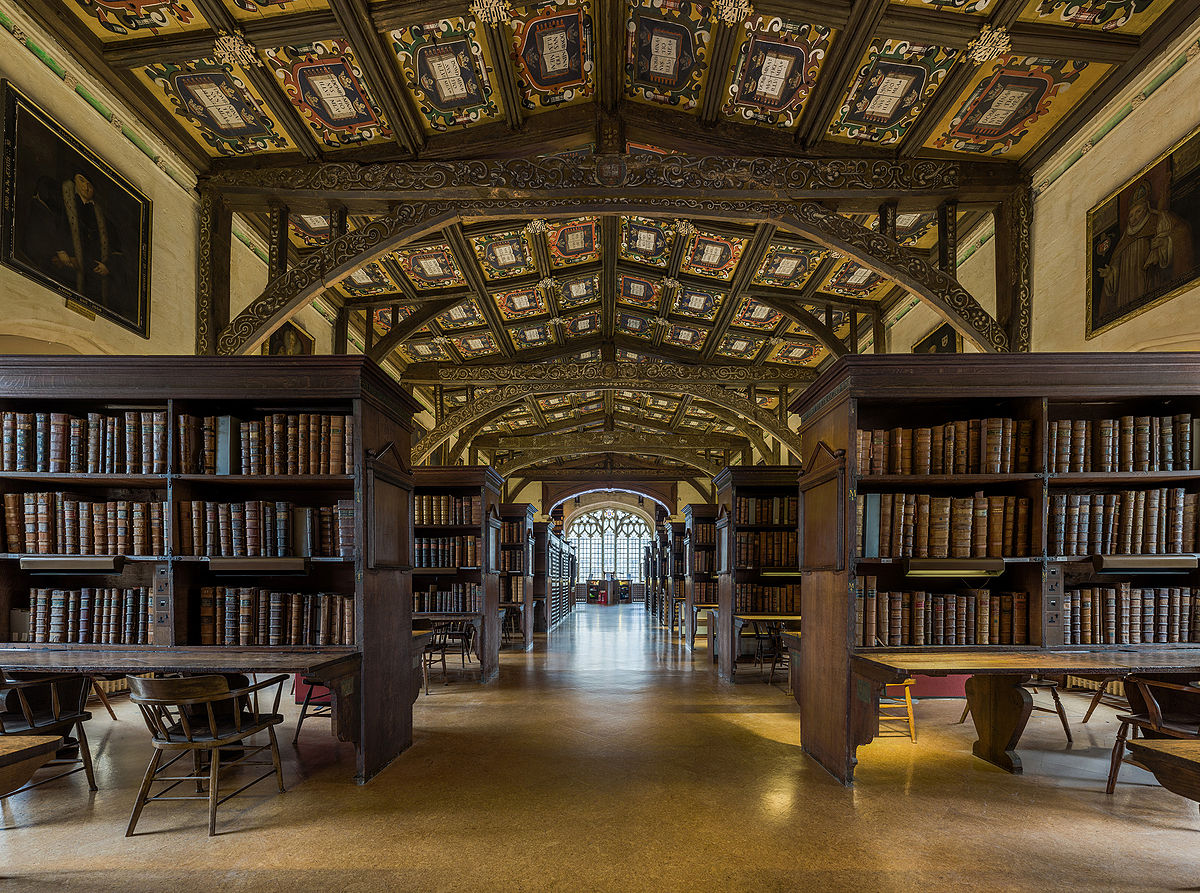The Best Libraries For Your Academic Papers