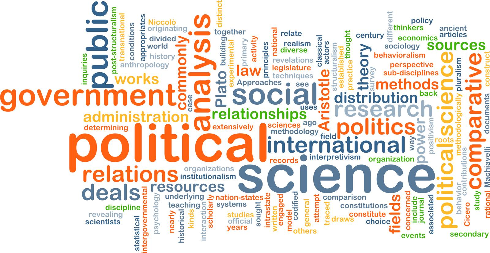 How To Write A Political Science Research Paper